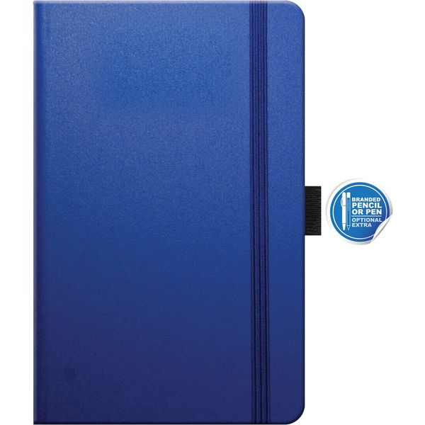 pocket notebook squared matra- mck promotions