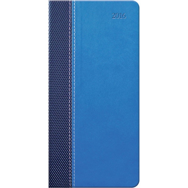 pocket weekly white costa rica (royal blue)- mck promotions