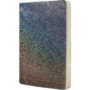 stardust notebook (black)- mck promotions