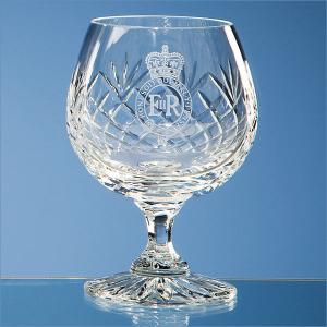Durham lead crystal panel brandy- mck promotions