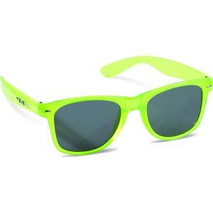 Sunglasses glow