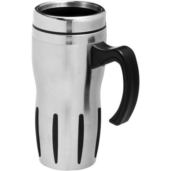 Tech insulated mug- mck promotions