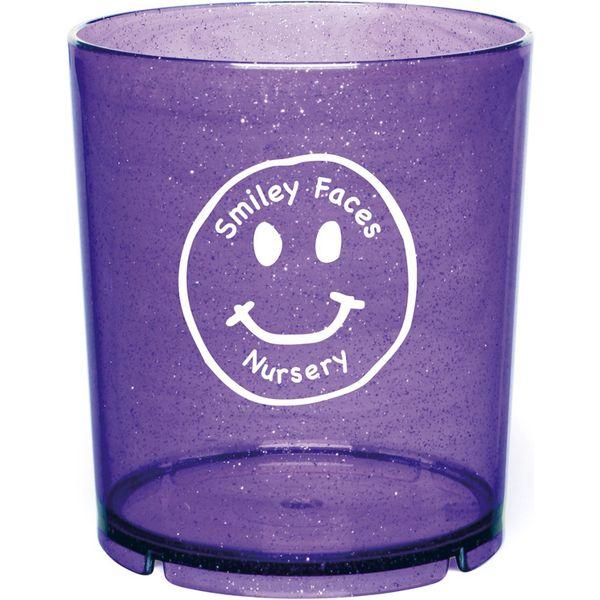 Tumbler Acrylic Mug translucent- mck promotions