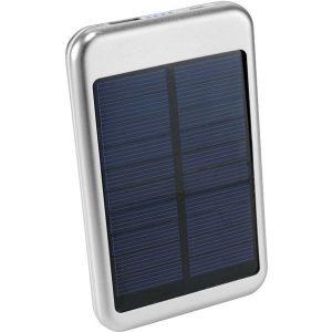 bask 4000mah solar power bank- mck promotions