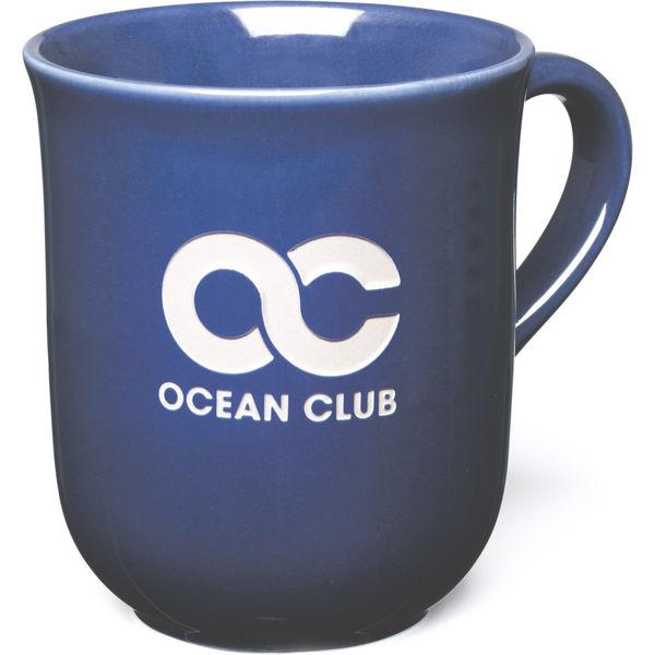 qbell etched mug- mck promotions