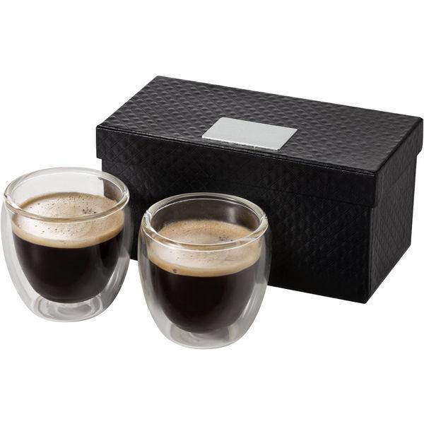 boda 2 piece espresso set- mck promotions