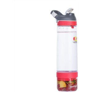contigo cortland inf bottle (red)-- mck promotions