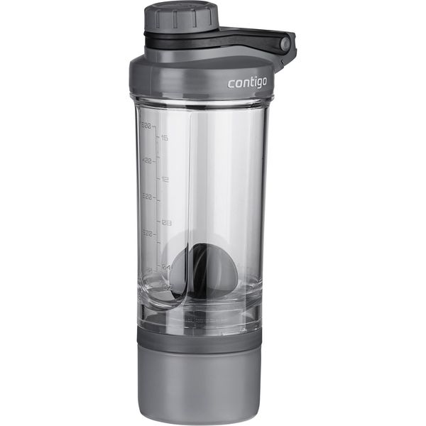 Sl Sports Bottle Rnd 650 Long: Contigo Shake & Go FIT Large- MCK Promotions Branded Products
