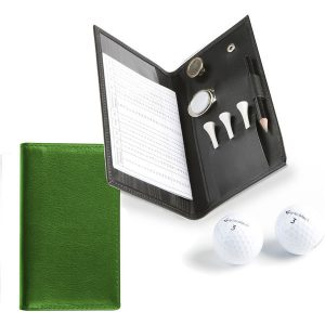deluxe golf score card- mck promotions
