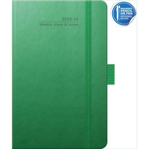 ivory medium weekly 18 month diary tucson- mck promotions