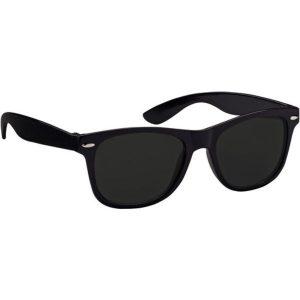 logo specs sunglasses (black)- mck promotions