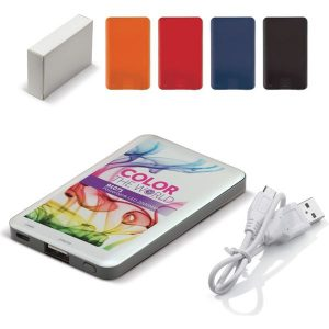 powerbank 2000mah led- mck promotions