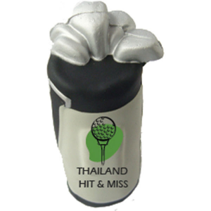 stress golf bag-mck promotions