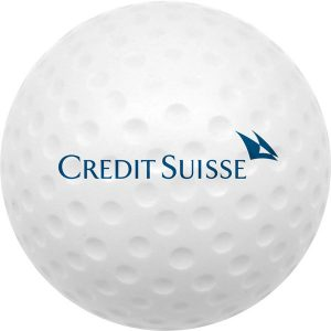 stress golf ball- mck promotions