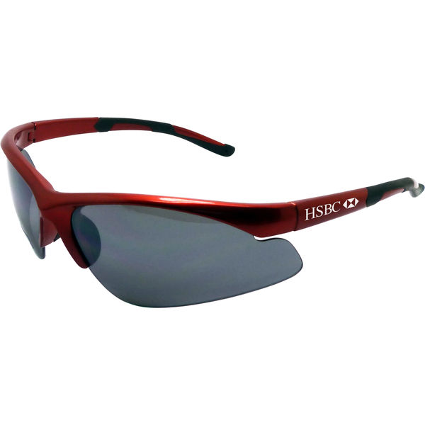 wrap around sunglasses- mck promotions