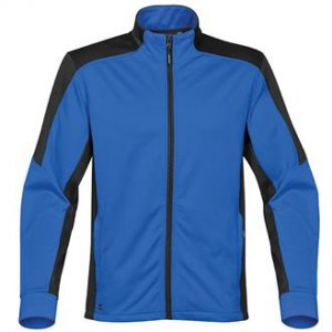 Chakra fleece jacket - mck promotions