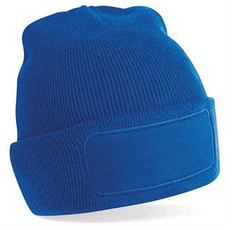 Printer's beanie (blue)-mckpromotions