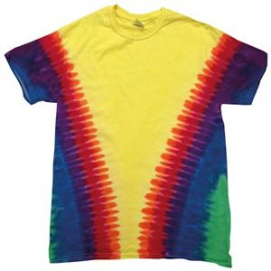 Rainbow vee T- mc kpromotions
