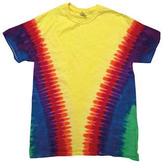 Rainbow vee T- mc kpromotions