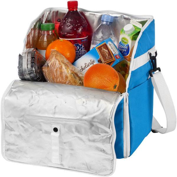 Reykjavik cooler backpack tote- mck promotions