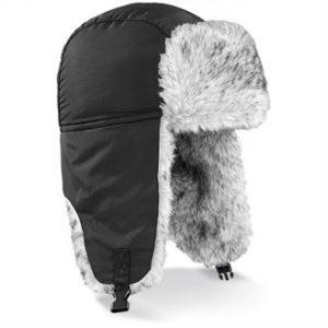 Sherpa hat (black)- mck promotions