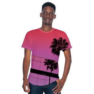 Sublimation tee- mck promotions
