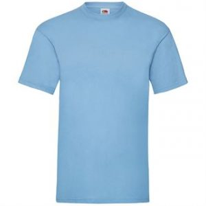 Valueweight tee (blue)- mck promotions