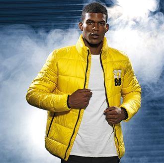 Venture supersoft padded jacket - mck promotions