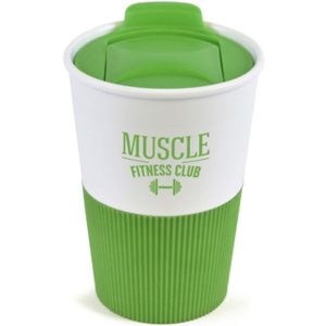 Grippy Mug - MCK Promotions - Green