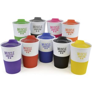Grippy Travel Mug - MCK Promotions - group