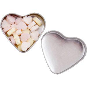 Heart Tin - MCK Promotions