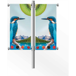 Lamp Post Banner - MCK Promotions