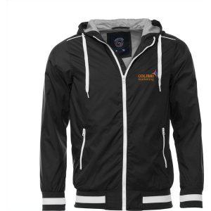 Lemon Lining Jacket (black)- mck promotions