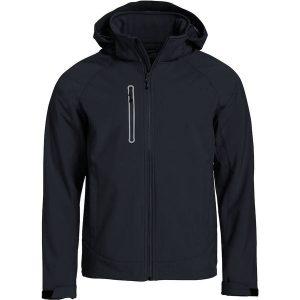 Milford Softshell Jacket Black-mck promotions