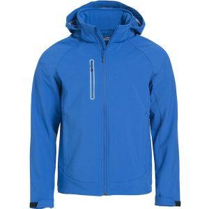Milford Softshell Jacket Royal Blue- MCK Promotions