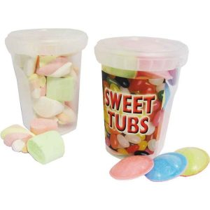 Sweet Tubs- MCK Promotions