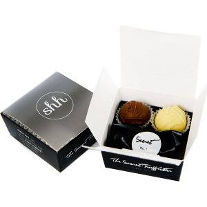 The Secret Truffletier 3 Chocolate Box - MCK Promotions