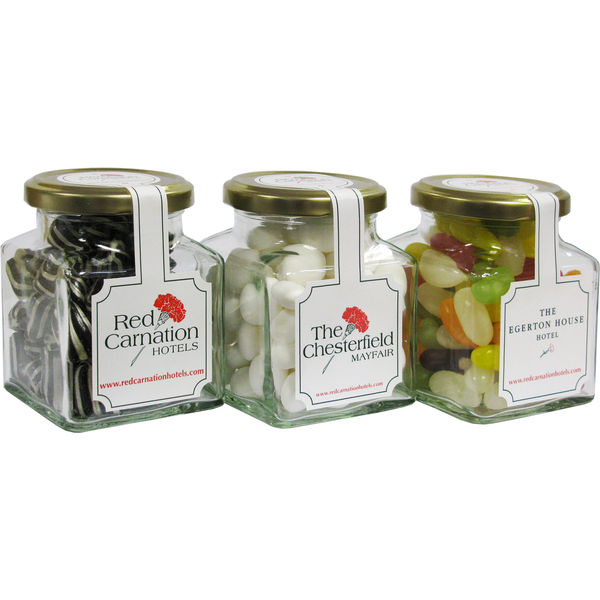 Traditional Sweet Jars- MCK Promotions