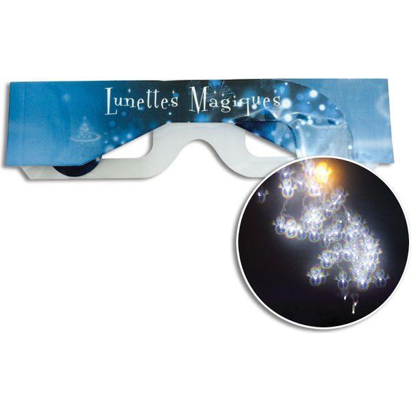 3d Magical Christmas Glasses- MCK Promotions