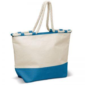 Canvas Bag (BLUE)- MCK Promotions