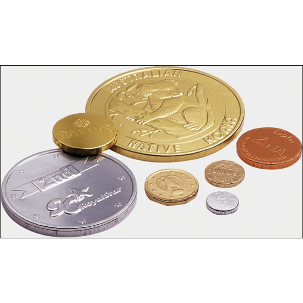 Chocolate Coin Net 26g - MCK Promotions | Branded Promotional & Gift