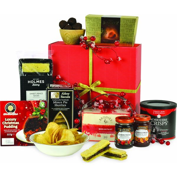 Christmas Cracker Gift Hamper- MCK Promotions