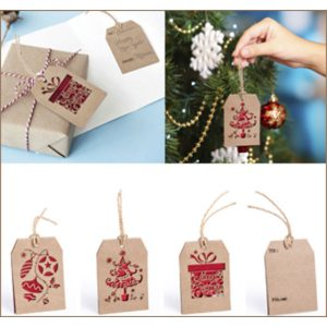 Christmas Gift Tag Goslak- MCK Promotions