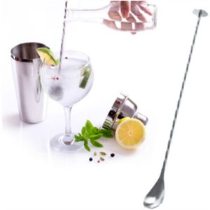 Drink Stirrer Espiral- MCK Promotions