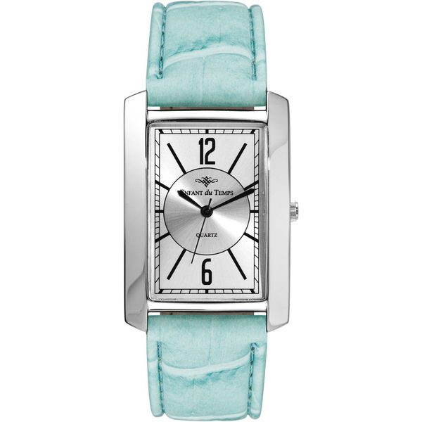 Gents Fashion Trendy watch-green- MCK Promotions