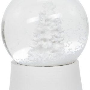 Snow Globe, white- MCK Promotions
