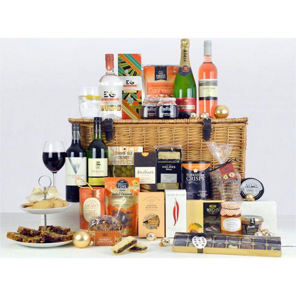 Spirit of Christmas Gift Basket- MCK Promotions