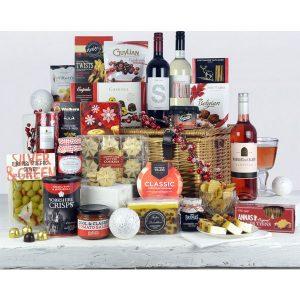 Taste of Christmas Gift Basket- MCK Promotions