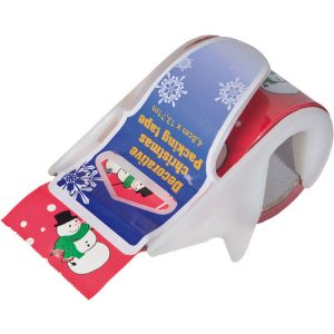 Adhesive ribbon in dispenser- MCK Promotions
