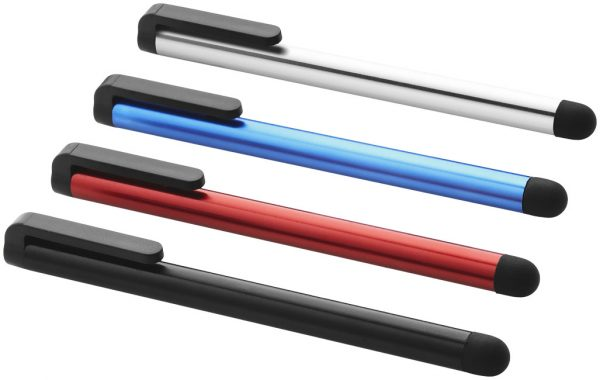 Bellagio stylus pen, silver - MCK Promotions